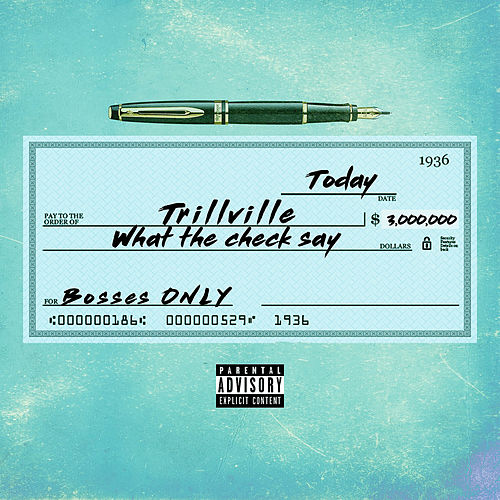 Check Say by Trillville