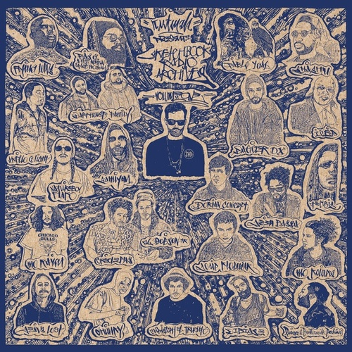 Kutmah presents: Sketchbook Radio Archives, Vol. 1 von Various Artists