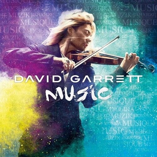 Music von David Garrett