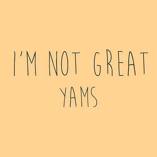 I'm Not Great (Valencia Sessions) by Yams