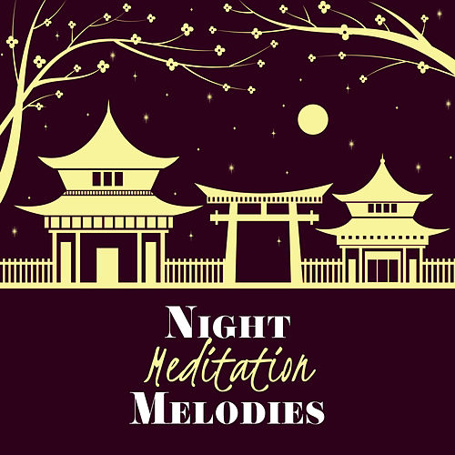 Night Meditation Melodies by Asian Traditional Music