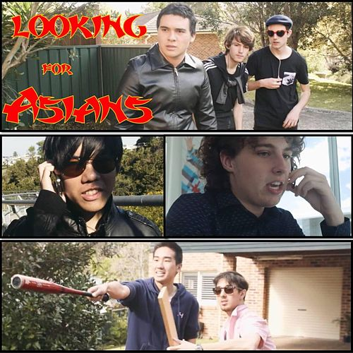 Looking for Asians (Official Motion Picture Soundtrack) de Max Charles