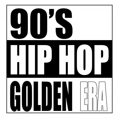 90's Hip Hop (Golden Era) de Various Artists