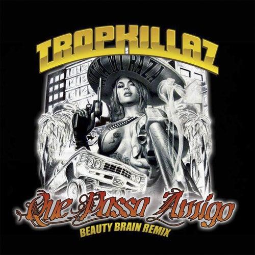 Que Passa Amigo (Beauty Brain Remix) de Tropkillaz