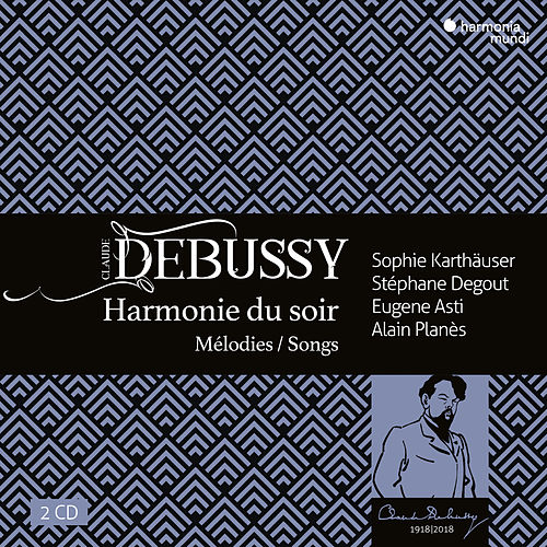 Debussy: Harmonie du soir, mélodies & songs de Various Artists
