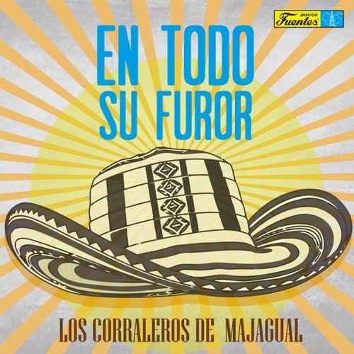 En Todo Su Furor de Los Corraleros De Majagual