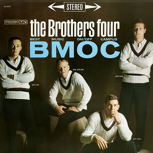 B.M.O.C. (Best Music On/Off Campus) de The Brothers Four