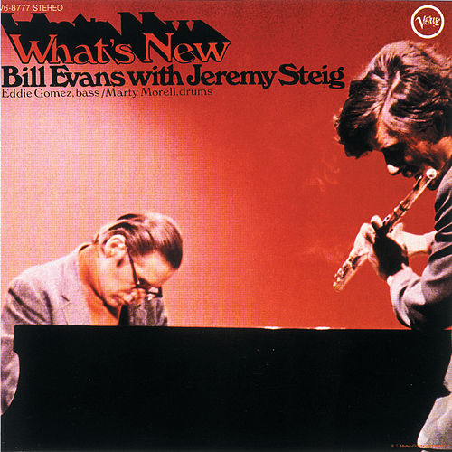 What's New de Bill Evans