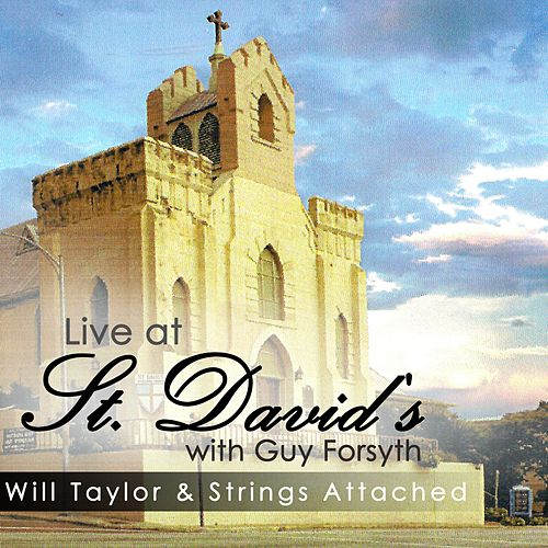 Live at St. David's Church by Will Taylor