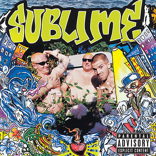 Second-Hand Smoke (Reissue) von Sublime