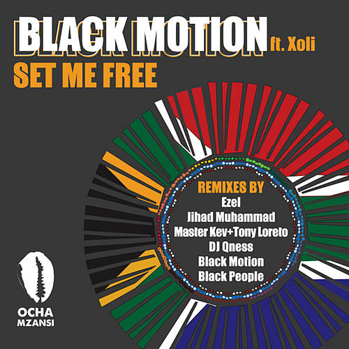 Set Me Free - Remixes by Black Motion