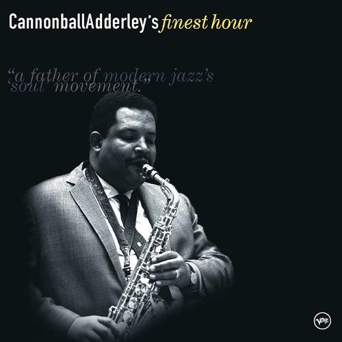 Cannonball Adderley's Finest Hour de Various Artists