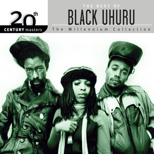 20th Century Masters: The Millennium Collection: The Best Of Black Uhuru von Black Uhuru