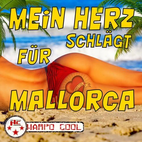 Mein Herz schlägt für Mallorca von Harpo Cool