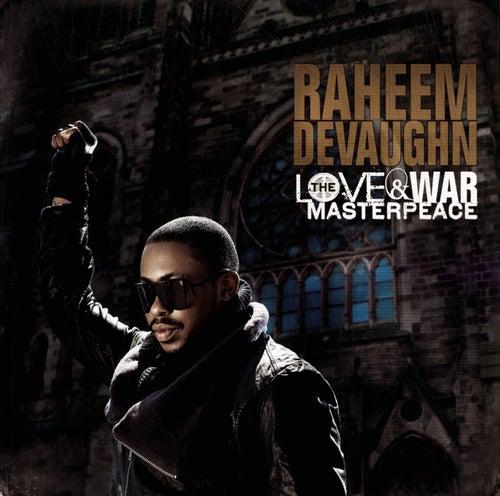 The Love & War Masterpeace - Deluxe Version de Raheem DeVaughn