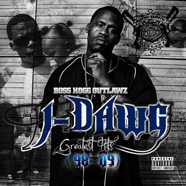 j-dawg greatest hits 98-09