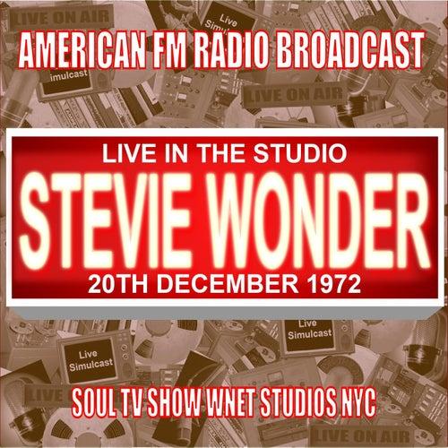 Live In The Studio - Soul TV Show, WNET Studios NYC, NY 1972 de Stevie Wonder