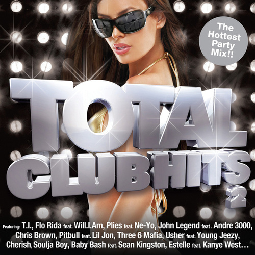 Total Club Hits Vol. 2 de Various Artists - Mixed by DJ Skribble