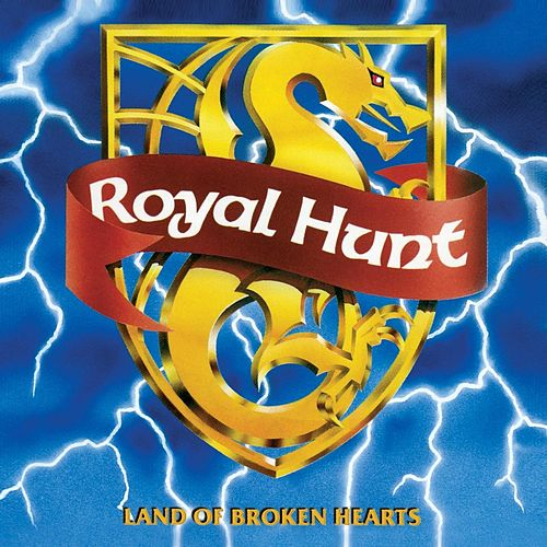 Land of Broken Hearts by Royal Hunt