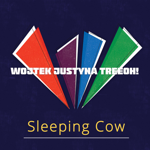 Sleeping Cow van Wojtek Justyna Tree...Oh!?
