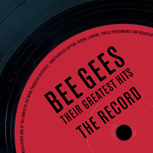 The Record - Their Greatest Hits de Bee Gees