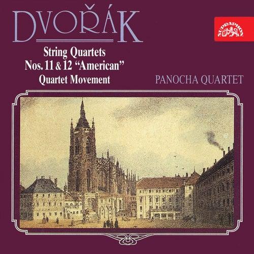 Dvořák: String Quartets Nos. 11 & 12 de Panocha Quartet