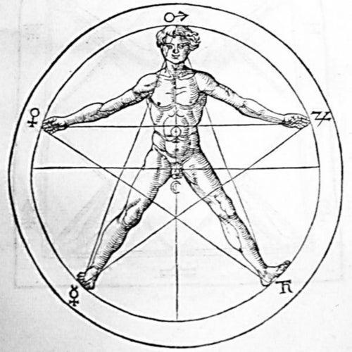 Pentagram by Luciano Illuminati