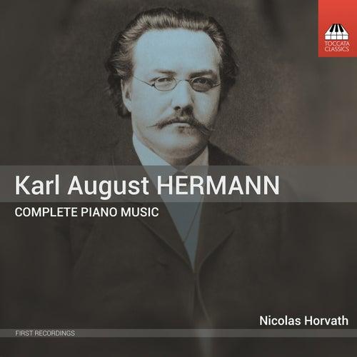 K.A. Hermann: Complete Piano Music von Nicolas Horvath