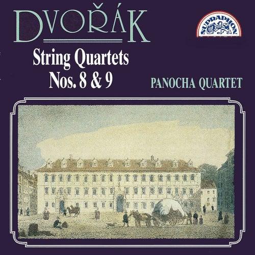 Dvořák: String Quartets Nos. 8 & 9 de Panocha Quartet