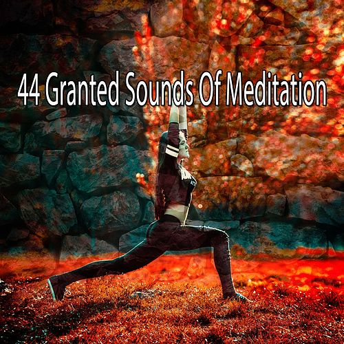 44 Granted Sounds Of Meditation von Study Concentration