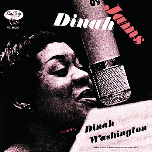 Dinah Jams (Live) by Dinah Washington