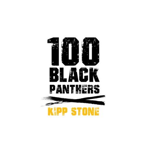 100 Black Panthers by Kipp Stone