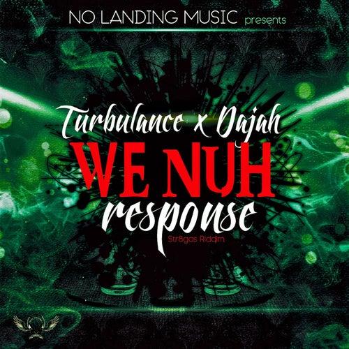 Nuh Response by Turbulence