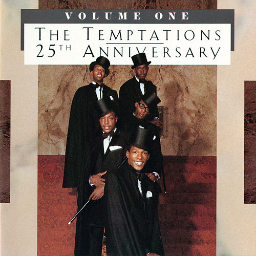 25th Anniversary (Vol. 1) de The Temptations