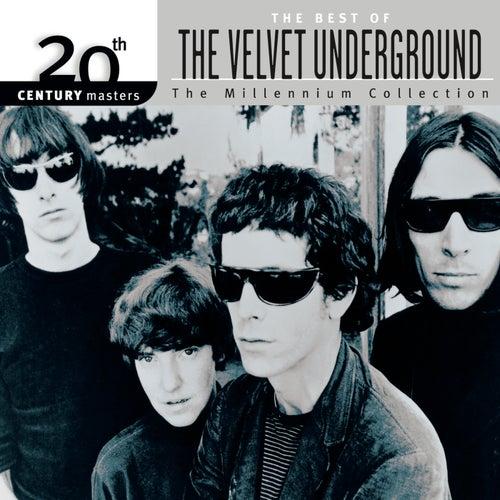 20th Century Masters: The Millennium Collection: Best Of The Velvet Underground (Reissue) de The Velvet Underground