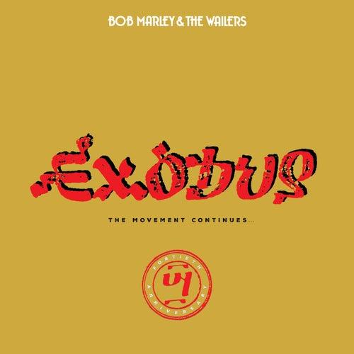 Exodus 40 de Bob Marley & The Wailers