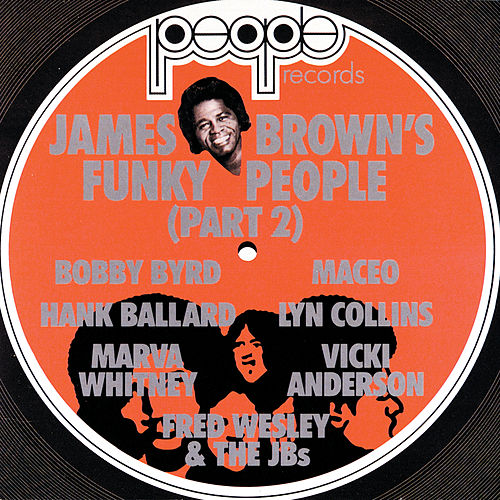 James Brown's Funky People (Reissue / DISRC / Pt. 2) by Various Artists