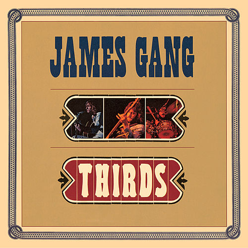Thirds (Reissue) by James Gang