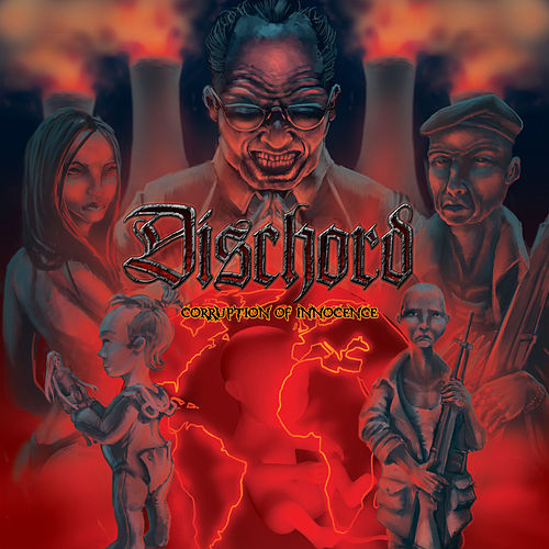 Corruption Of Innocense by Dischord