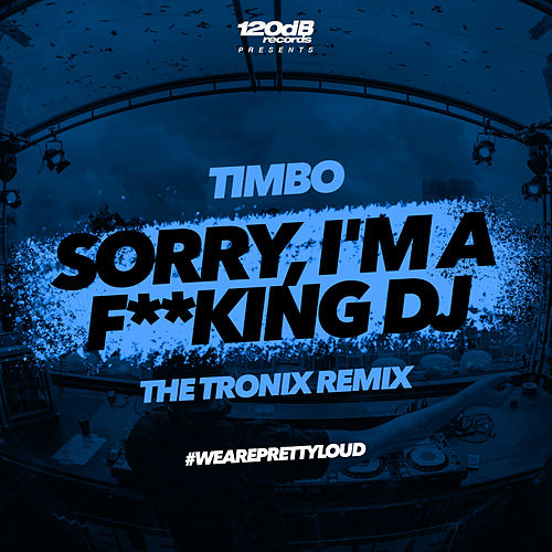 Sorry, I'm a F**king DJ [The Tronix Remix] von TimBo