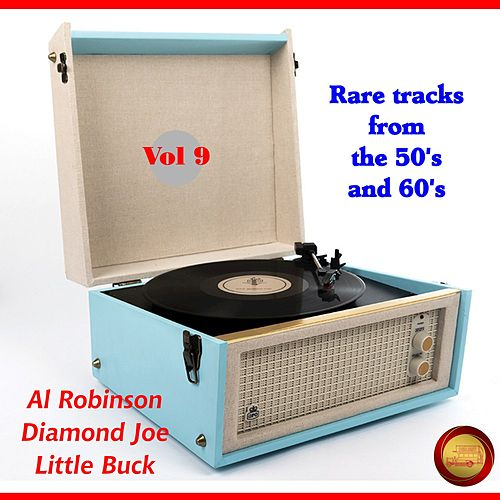 Soul Rarities from the Fifties and the Sixties, Vol. 9 de Various Artists