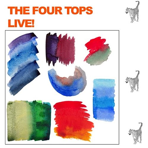 The Four Tops Live! von The Four Tops