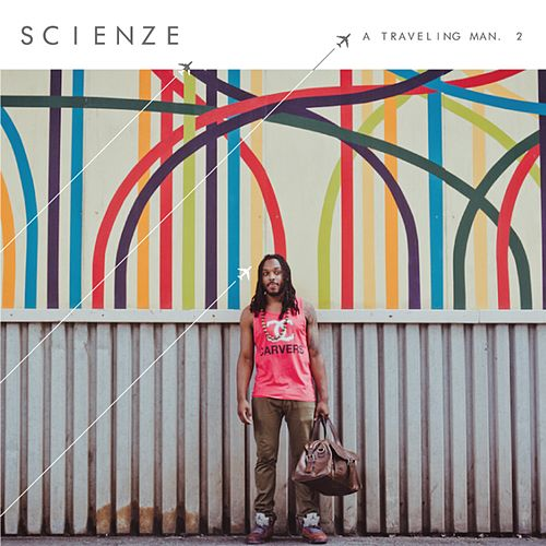 A Traveling Man. 2 by ScienZe