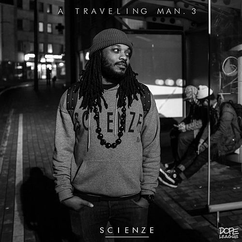 A Traveling Man. 3 by ScienZe