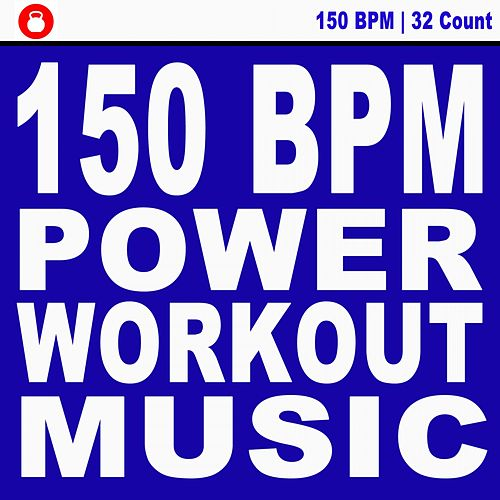 150 Bpm Power Workout Music! (Powerful Motivated Music for Your High Intensity Interval Training) [Unmixed Workout Music Ideal for Gym, Jogging, Running, Cycling, Cardio and Fitness] de DJ Workout Instructor