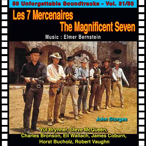 50 Unforgettable Soundtracks, Vol. 31/50 von Elmer Bernstein