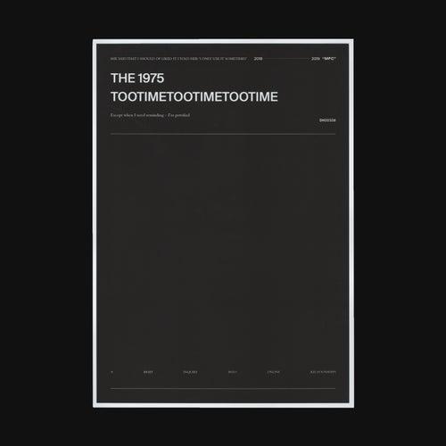 Tootimetootimetootime by The 1975