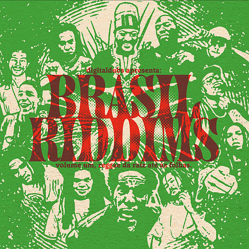 Brasil Riddims, Vol. 1 by DigitalDubs