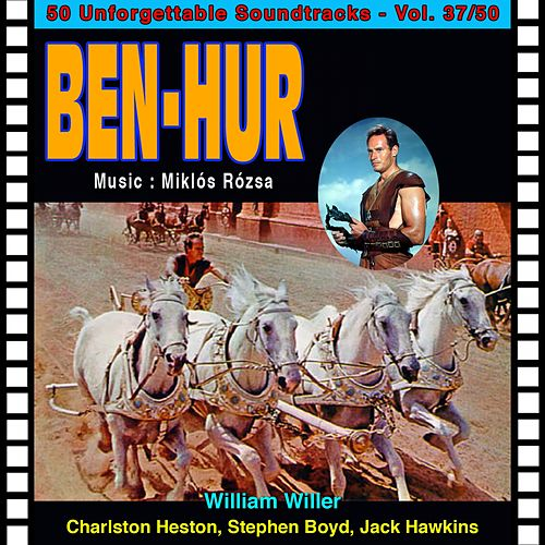 50 Unforgettable Soundtracks, Vol. 37/50 de Miklos Rozsa