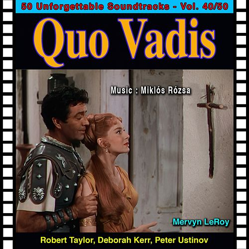 50 Unforgettable Soundtracks, Vol. 40/50 de Miklos Rozsa